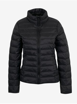 Černá dámská prošívaná bunda ONLY Tahoe