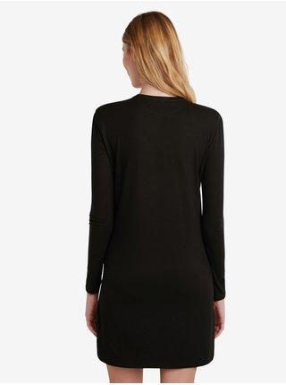 Dámske šaty na denné nosenie pre ženy Desigual - čierna