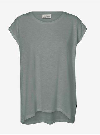 Topy a tričká pre ženy Noisy May - petrolejová