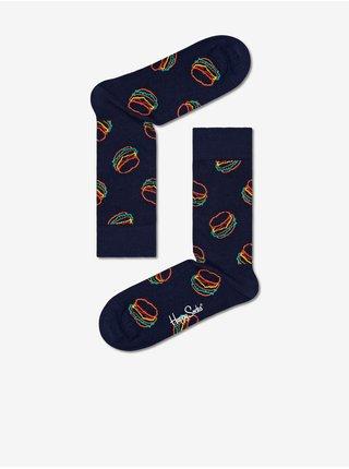 Ponožky pre ženy Happy Socks - tmavomodrá