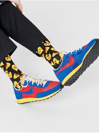 Ponožky pre ženy Happy Socks - čierna, žltá