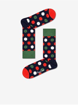 Ponožky pre ženy Happy Socks - čierna, červená, biela