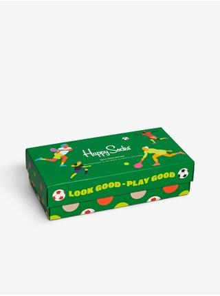 pre mužov Happy Socks - čierna, modrá, zelená