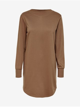 Dámske šaty na denné nosenie pre ženy Jacqueline de Yong - hnedá