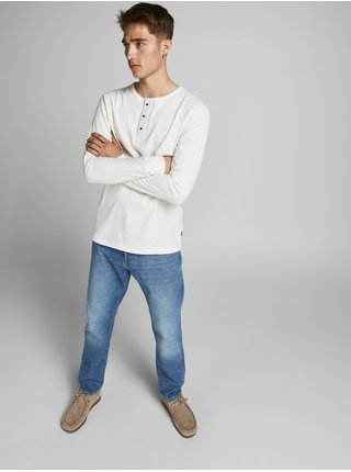 Tričká pre mužov Jack & Jones - biela