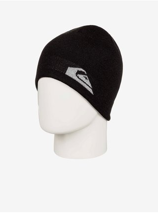 Čiapky, šály, rukavice pre mužov Quiksilver - čierna, sivá