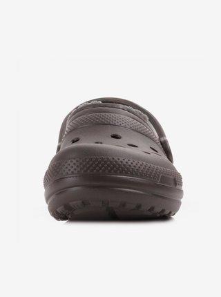 Sandále, papuče pre mužov Crocs - kaki