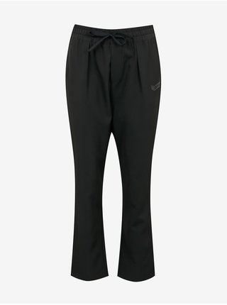 Čierne dámske flared fit nohavice GAS Jelinda