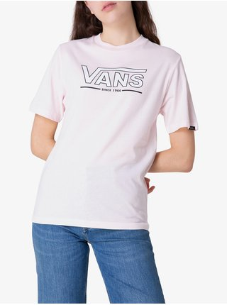 Tričko By Boys Carter Plus Cool Pink Vans