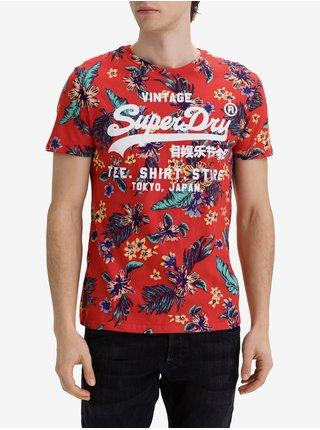 Tričko Super 5'S Tee Superdry