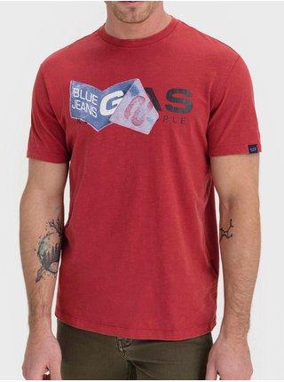 Tričko Jens/S Logo Bj GAS