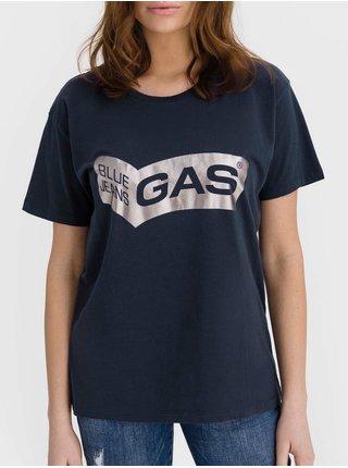 Tričko Francys Blue Denim GAS