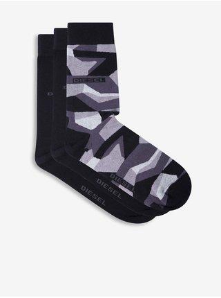 Ponožky Skm-Robin-Threepack Socks 3Pack Diesel