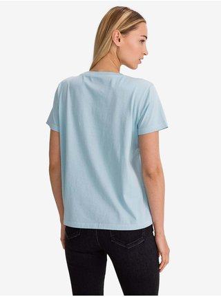 Tričko Garment Dyed Tee Sky Blue Lee