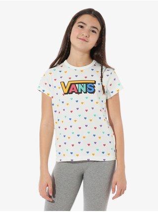 Tričko Gr Colorful Hearts White Vans