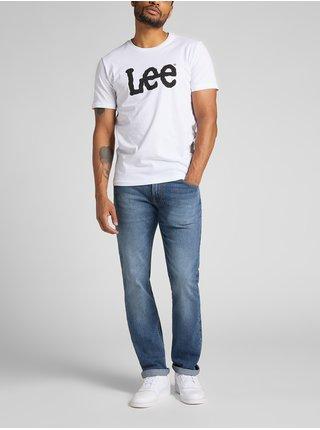 Bílé pánské tričko Lee Wobbly