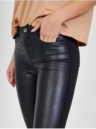 Nohavice pre ženy Liu Jo - čierna