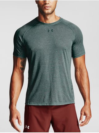 Tričko Under Armour M UA Breeze Short Sleeve Tee - šedá