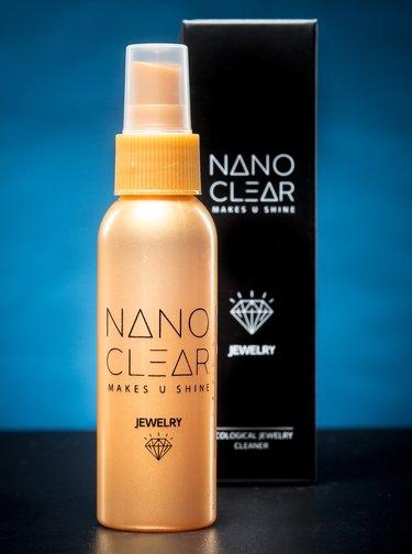 Čistiaci prostriedok na šperk NANO CLEAR 60 ml