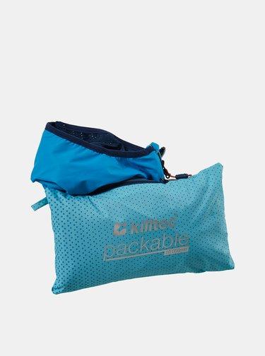 Modrá dievčenská vodeodolná bunda killtec