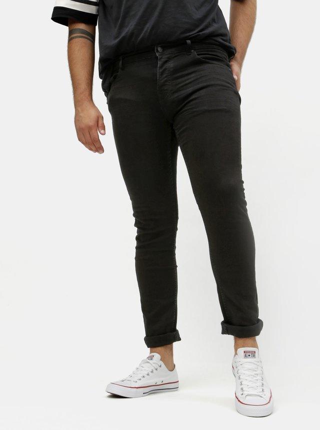Černé džíny skinny fit ONLY & SONS Loom