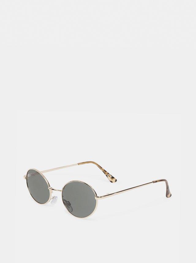 Dámské sluneční brýle ve zlaté barvě VANS