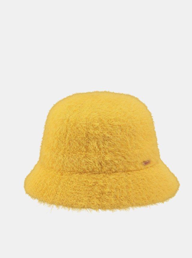 Žlutý dámský klobouk Barts