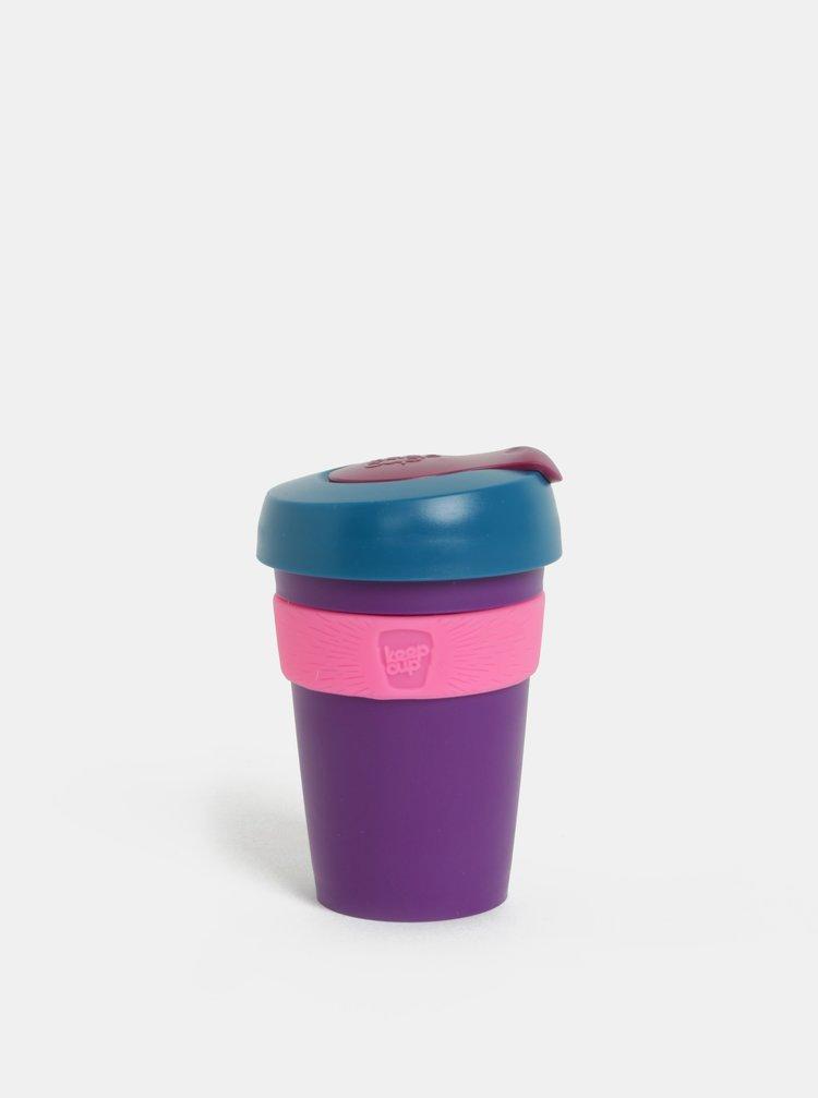 Petrolejovo-fialový cestovný hrnček KeepCup Original Six 177 ml