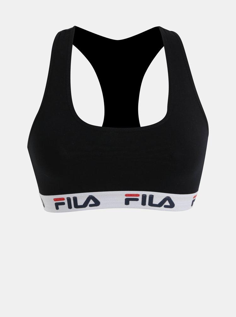 Čierna podprsenka FILA