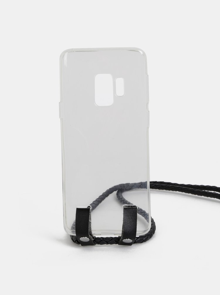 Transparentní obal na Samsung S9 Haily´s Carry