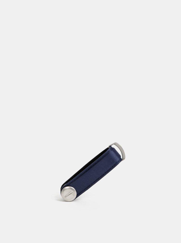 Tmavě modrá klíčenka Orbitkey