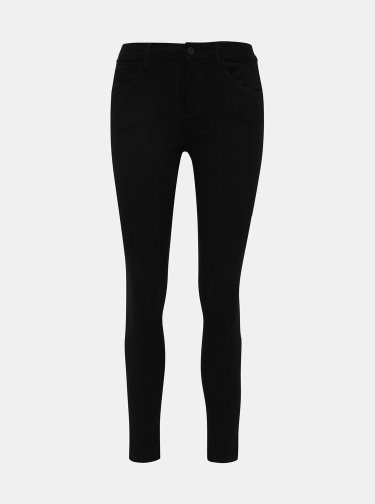 Černé super slim fit džíny Noisy May Jen