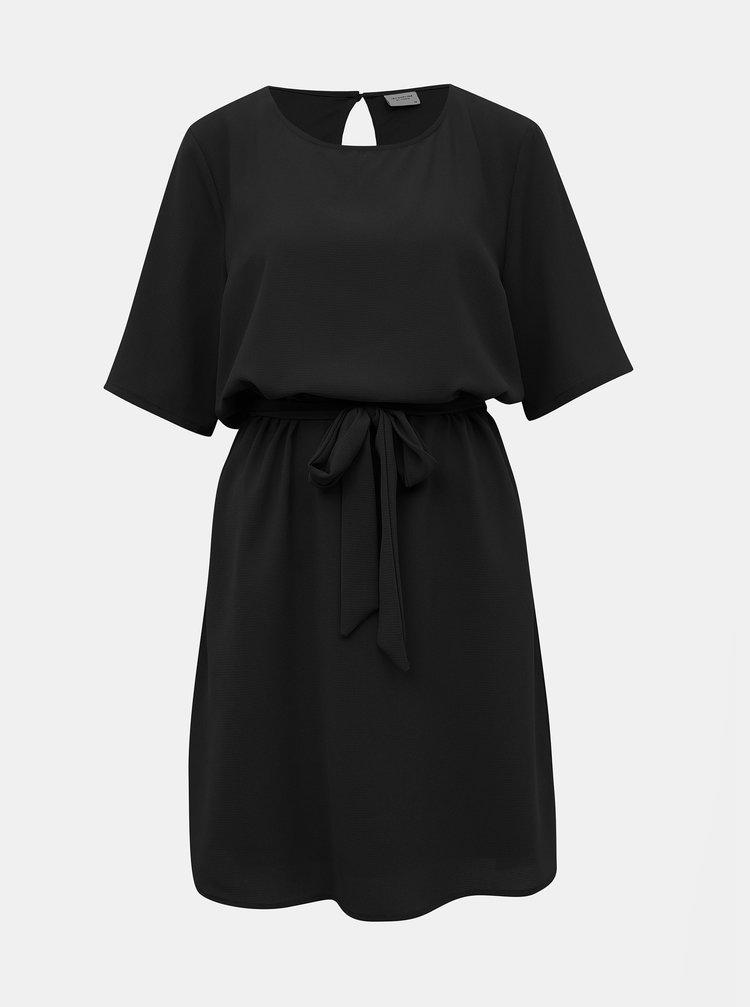 Čierne šaty Jacqueline de Yong Amanda