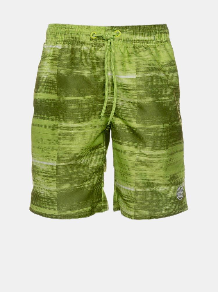 Zelené chlapčenské plavky SAM 73