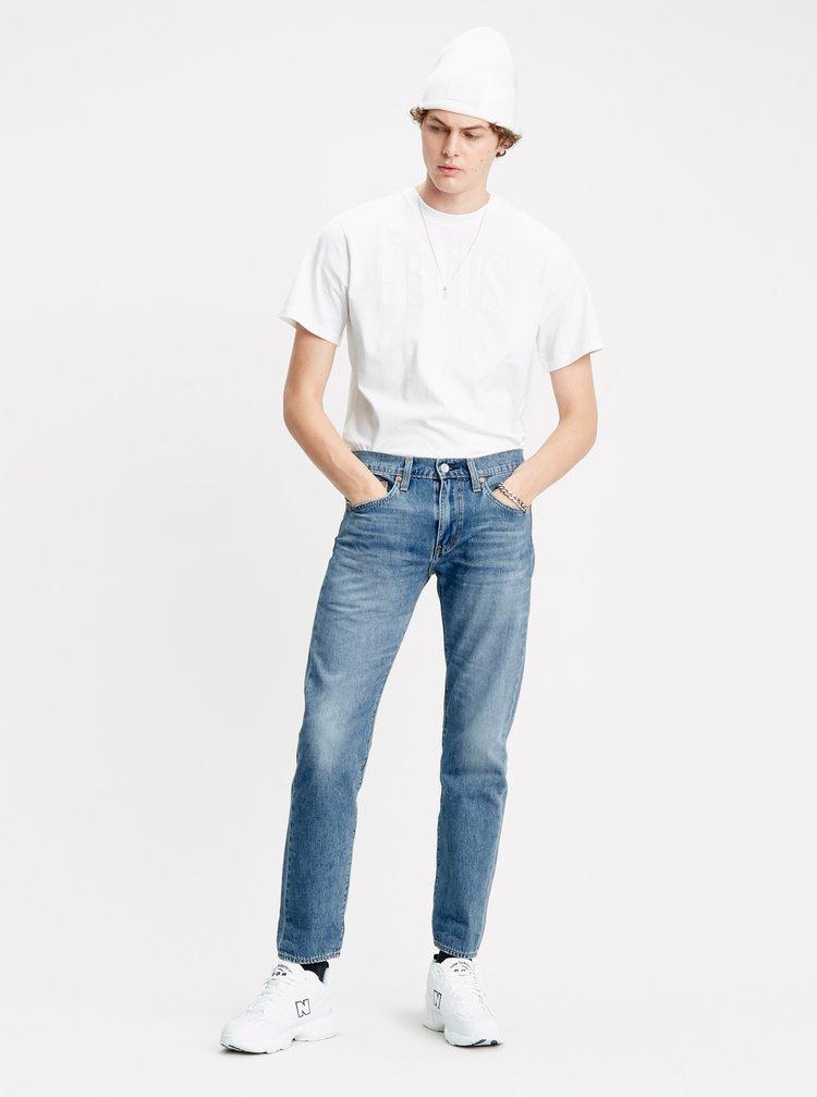 Modré pánské regular fit džíny Levi's® 502 Taper