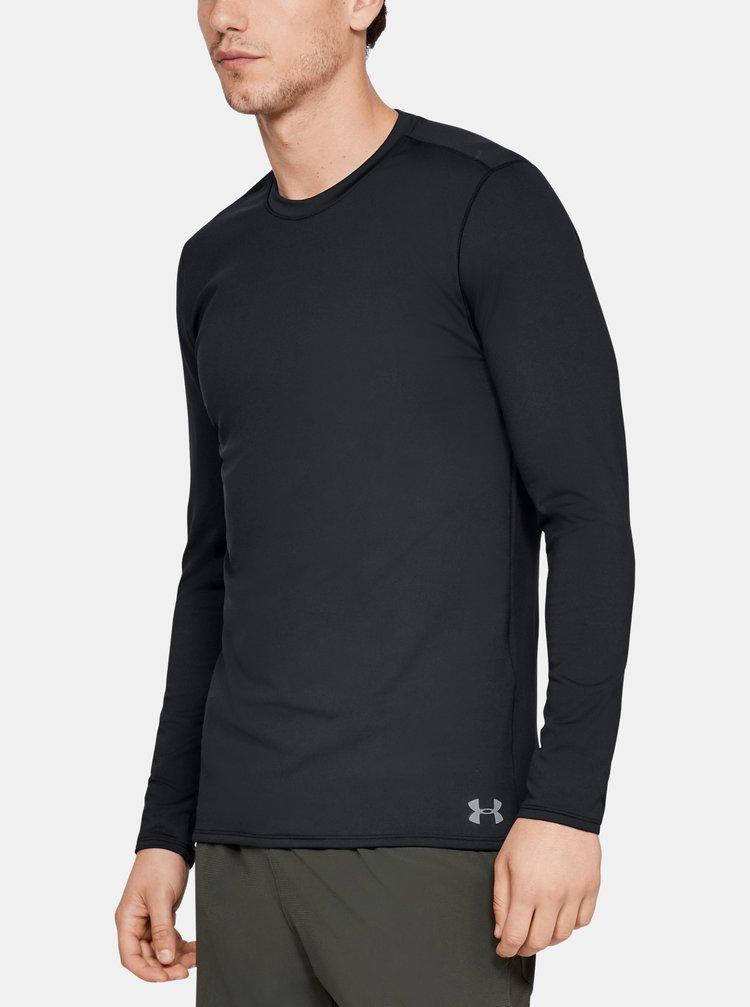 Čierne pánske tričko ColdGear Under Armour