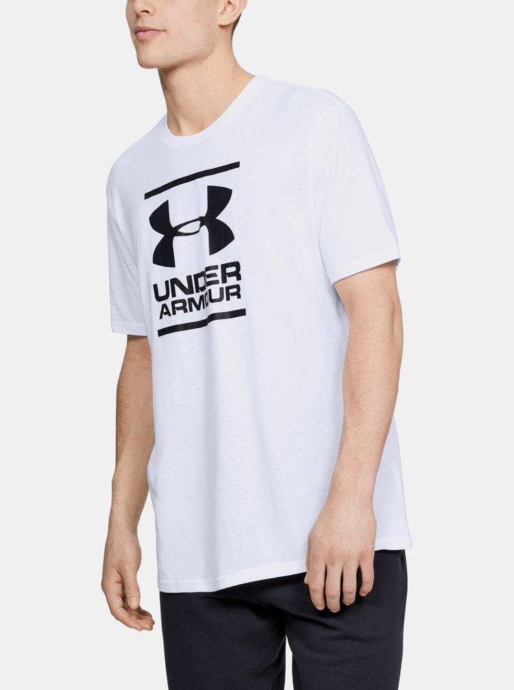 Bílé pánské tričko Foundation Under Armour
