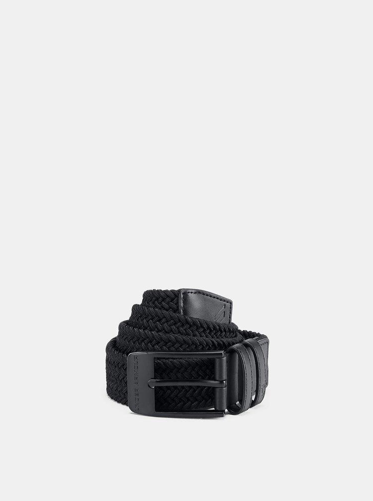 Černý pánský pásek Under Armour