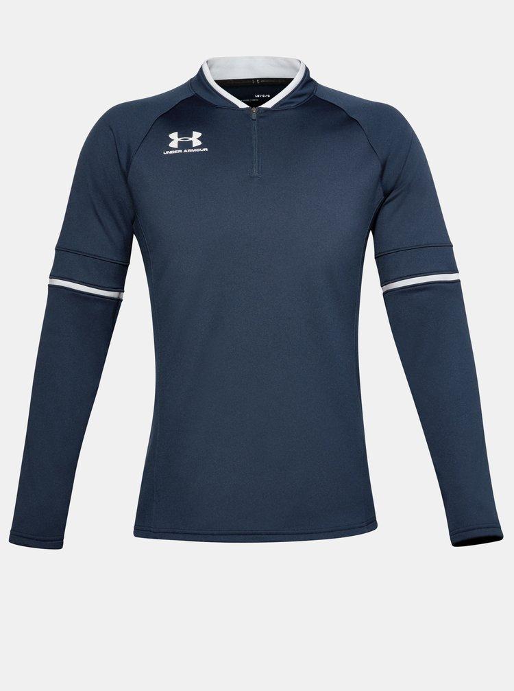 Tmavě modré pánské tričko Challenger Under Armour