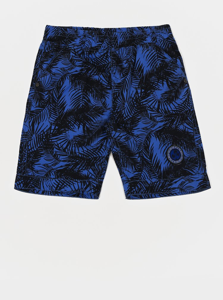 Modré chlapčenské plavky Blue Seven