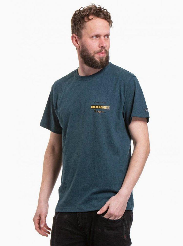 Tmavě modré pánské tričko NUGGET Fulcrum