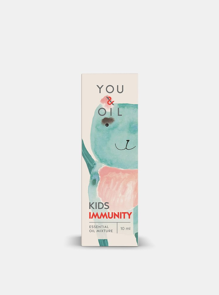 Směs esenciálních olejů KIDS Imunita 10 ml You & Oil