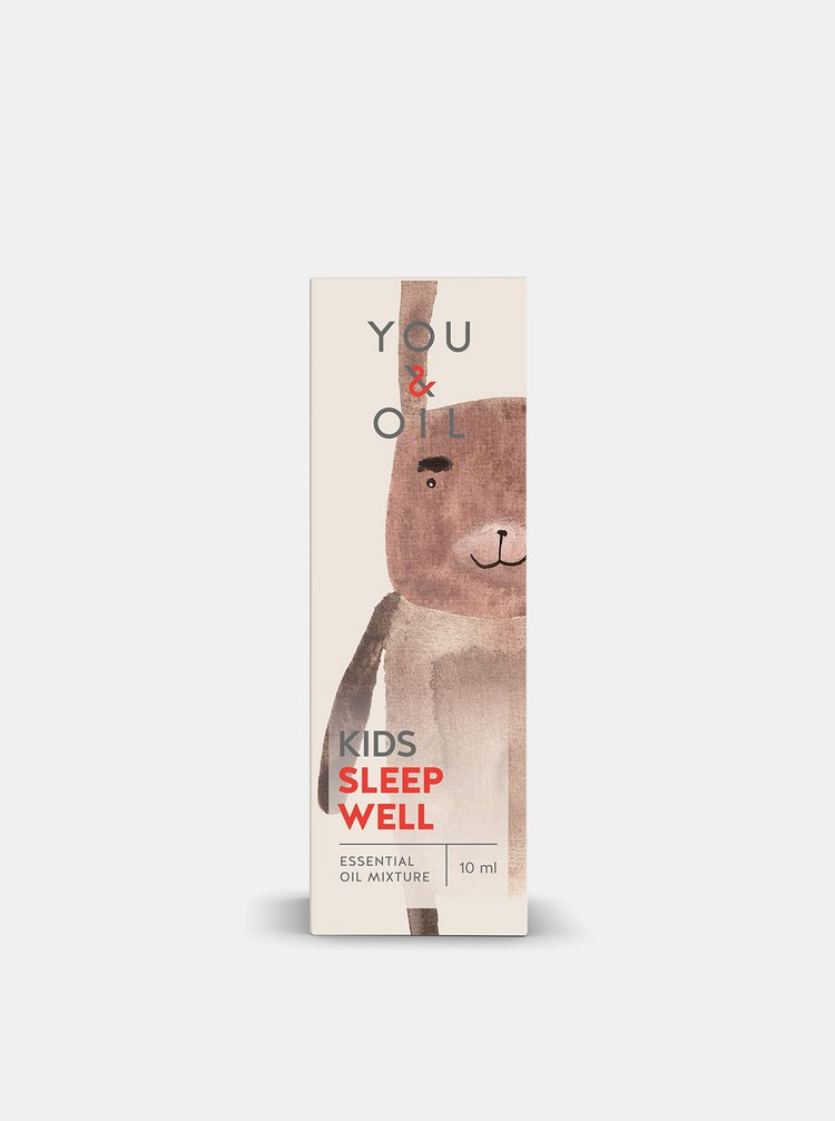 Směs esenciálních olejů KIDS Klidný spánek 10 ml You & Oil