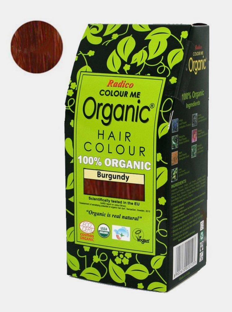 Přírodní barva na vlasy BIO - burgundská 100 g Radico