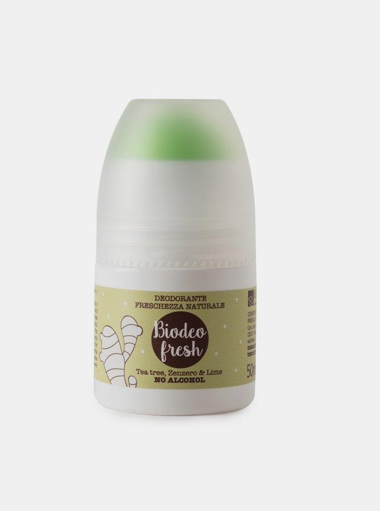 Deodorant roll-on osvěžující s citrónem BIO 50 ml laSaponaria