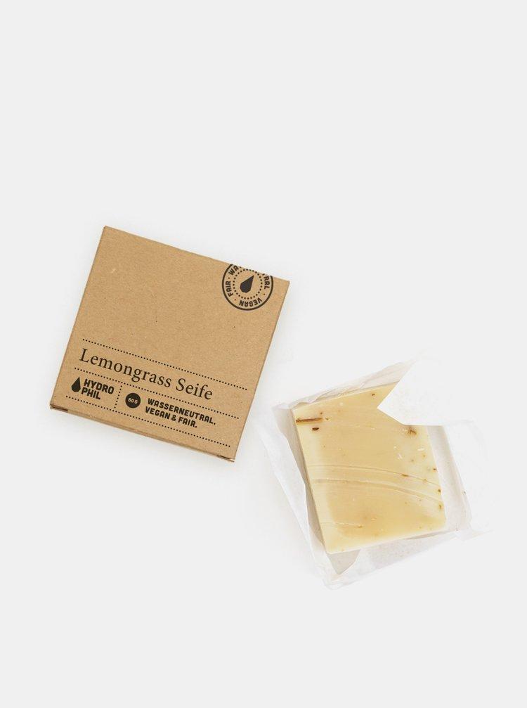 Tuhé mýdlo - citrónová tráva 80 g Hydrophil