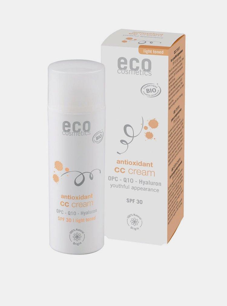 CC krém SPF 30 BIO - light 50 ml Eco Cosmetics