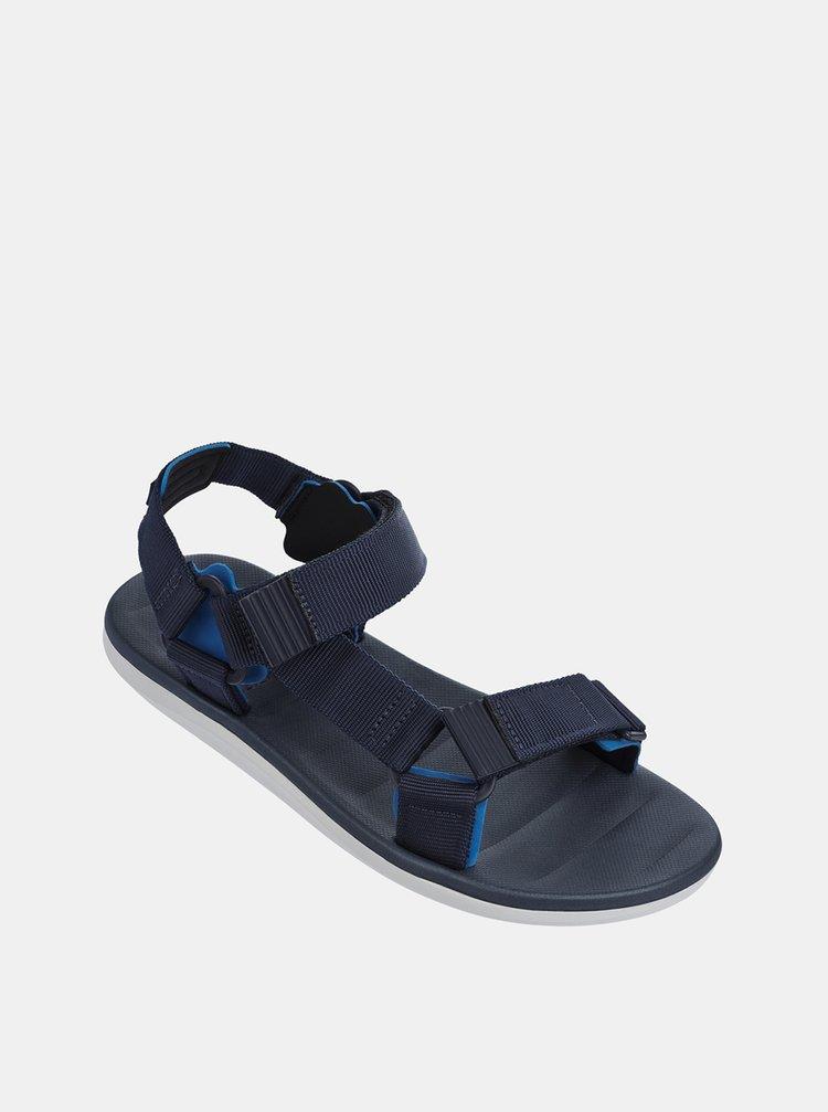 Tmavě modré pánské sandály Rider