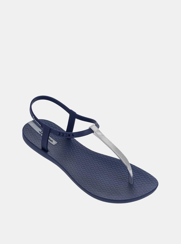 Modré dámské sandály Ipanema