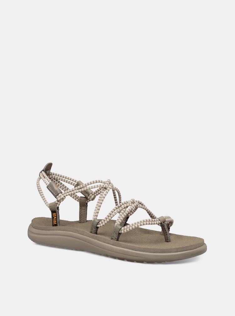 Béžové dámské sandály Teva Voya Infinity